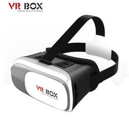 Wholesale New Original Video Games - Original VR BOX New Generation Virtual Reality 3D Video Glasses IMAX Cinema 3.5-6.0 inch Screen Universal VR Moive Game 3D Glasses.