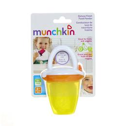Wholesale Fresh Milk - 1Pc Baby Pacifier Fresh Food Milk Nibbler Feeder Kids Safe Nipple Feeding Supplies Pacifie Molar Tooth Bottles 24 5my J R