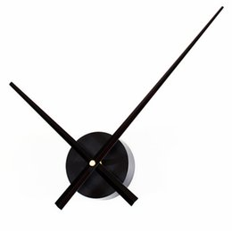 Wholesale Wall Clock Quartz Movement - Clock Mechanism Wall Clock Accessories Horloge Murale Reloj Saat Duvar Saati Long Pointer Quartz Clocks Mechanism Watch Movement