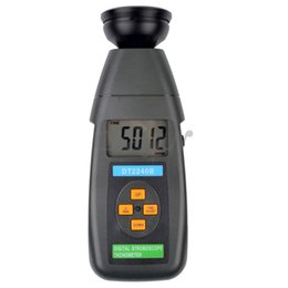 Wholesale Digital Rpm Gauge Meter - 60 to 40000RPM FPM Handheld Non-Contact Digital Stroboscope Tachometer RPM FPM Meter Speed Gauge Tach Meter 0.19-ZSB07 order<$15 no tracking