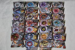 Wholesale Beyblade Metal Masters Sets - Wholesale-New Rare Metal Beyblade 4D Launcher Grip Top Set Rapidly Spinning Fight Masters Toy Free Shipping M088