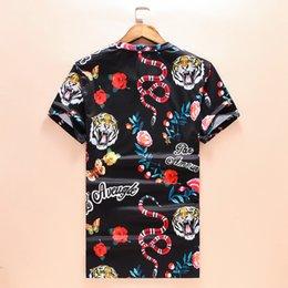 Wholesale G Tshirt - 2017 Brand G Tshirt Male Short Sleeve T Shirt O-Neck Men Time T-Shirt Tee Tops Shirt Homme T Shirts M-2XL