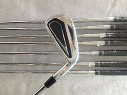 Wholesale Ems Golf Clubs - AP2 716 Golf irons set 3-9#P with Dynamic gold Steel R300 shaft Golf clubs 716-AP2 Irons 8PCS By Dhl Ems