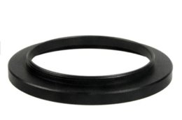 Wholesale Step Up Rings - 7pcs set ring 49-52-55-58-62-67-72-77 mm Metal Step Up Rings Lens Adapter Filter Set free shipping +tracking number