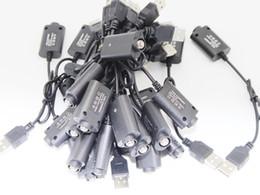 2019 caricabatteria universale Caricabatterie USB universale di alta qualità Caricabatterie USB per serie elettronica eGo Sigaretta elettronica standard diverso Spedizione gratuita negli Stati Uniti