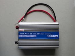 power inverter geführt Rabatt J4-Modified Sinuswelle wechselrichter 3000 wattspitze 6000 Watt DC12V zu AC 220 V dc ac Power Inverter