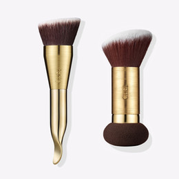 Wholesale Blend Sponge - Brand tarte cosmetics makeup brushes face powder foundation brush removable blending sponge & spatula make up brushes tools.