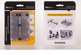 Wholesale Pcb Universal - Special clamp clip tool kit for phone computer PCB board repair works