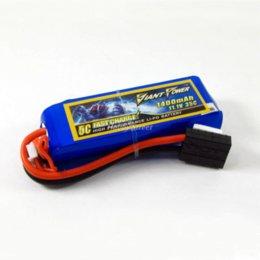 Wholesale Traxxas Free Shipping - 11.1V 3S 1400mAh 35C Lipolymer Battery with TRX plug for Traxxas 1 16th E-Revo Popular Hot RC hobby parts Free shipping