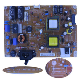 Wholesale Lg Power Boards - Free Shipping Tested Work Original LCD LED Power Supply Board EAX65391401 LGP32-14PL1 LGP32I-14PL1 For LG 32LB5610
