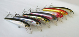 Wholesale China Reels - 10.5cm 31g Fishing Lure Variable Sinking Minnow Bait Hard bait Fishing tackle China Hook Spinner Reel Throwing Bait