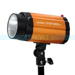 Wholesale Photography Strobe Lighting Kits - Godox New Digital 900W Photo Studio Flash Lighting set 3 X 300W Photography Strobe light & Softbox & Light Stand Portrait Kit