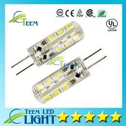 lustre de cristal dc Desconto Dimmable Lâmpada LED SMD3014 3 W DC 12 V G4 Substituir 30 W luz de halogéneo 360 Ângulo de Feixe LEVOU Lustre De Cristal garantia do bulbo 2 anos