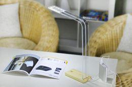 Wholesale Pie Bags - Design-Pie original simple wooden LED desk lamp 2pcs a bag, usb powered desk lamp touch dimmer, intelligent touch-sensitive lights