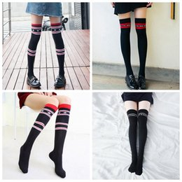 35c6be156fdb9 Discount girls school socks - Vetements High Stockings Woman Girl School  College Street Thigh-Highs