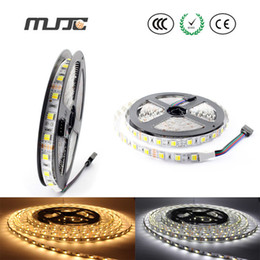Wholesale Lighting Decoration Products - Hot sales newest products smd5025 dual white led strip lights 12VDC 60leds m led strips best decoration lights