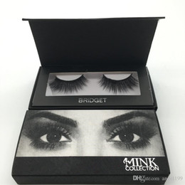 Wholesale Eyelash Extensions Color - NEW 20 Color False Eyelashes Eyelash Extensions handmade Fake Lashes Voluminous Fake Eyelashes For Eye Lashes Makeup DHL free shipping