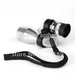 Wholesale Angled Spotting Scope - Free Shipping Mini Compact Pocket 8X20 Monocular Telescope Spotting Scope Small Angle Adjustable Eyepiece