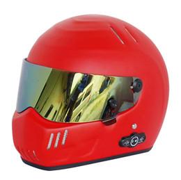 Caschi reali online-Casco da motociclista all'ingrosso Casco da moto reale stereo Bluetooth versione 3.0 stabile lungo lred