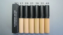 Wholesale Cheap Dropship Wholesale - 12PC Hot Cheap Brand Makeup Concealer face and eye primer 5ML dropship; free shipping!!