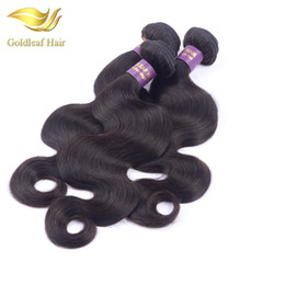 Wholesale Cheap Human Hair Bundle Deals - Brazilian Virgin Hair Body Wave Unprocessed Virgin Malaysian Peruvian Hair 3 Bundle Deals Cheap Brazilian Human Hair Weaves