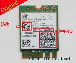 Toptan-ücretsiz kargo intel Için 6235ANNGW 04W3798 IBM L440 T431 T431SP bT kablosuz wifi wlan NGFF için combo kart iBm lenovo nereden
