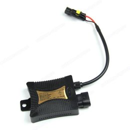 Wholesale Xenon 55w Ballast - DC 12V 55W Digital Car Xenon HID Conversion Kit Replacement With Slim Ballast Blocks for Headlights H1 H3 H7 H11 hot selling