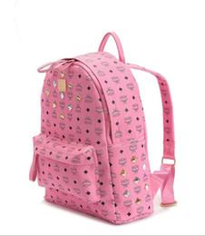 Wholesale Designers Backpacks - 2017 New fashion women designer bags luxury designer backpack style famous M brand name shoulder bags big capacity