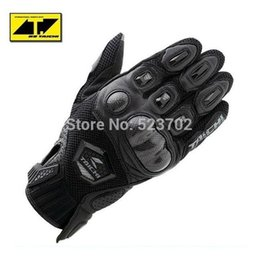 Wholesale motorcycle gloves taichi - Wholesale-FREE SHIPPING Brand New RS TAICHI Driving Racing Motorcycle Cycling RAPTOR AIR Leather Gloves