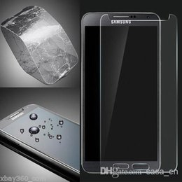 Wholesale Screen Glass Trend - Tempered glass for Samsung Galaxy ACE 4 3 Mega 6.3 5.8 Note 3 lite Grand 2 Trend DUOS neo Screen Protector with retail package