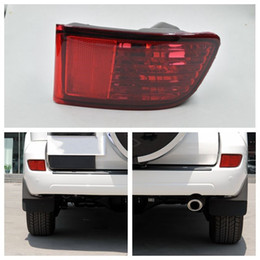 Wholesale Toyota Fog - For Toyota Land Cruiser Prado 120 Series GRJ120 TRJ120 FJ120 Car Rear Bumper Light Fog Lamp 2002-2009 Accessories