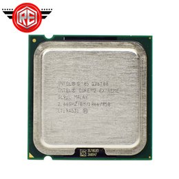 2019 x58 motherboards Intel Core 2 Extreme QX6700 Prozessor 2,66 GHz 8 MB Quad-Core FSB 1066 Desktop-LGA775-CPU