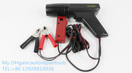 Wholesale Engines Automobile - Best Sellers Free ship Ignition timing gun ignition timing light TL-122 Taiwan imported automobile and motorcycle repair for gasoline engine