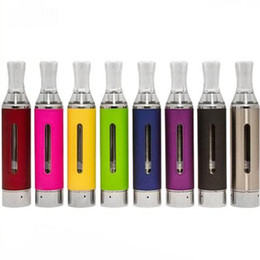 Wholesale Evod Cartomizer Dhl Free Shipping - MT3 Clearomizer eVod BCC MT3 Atomizer 2.4ml Electronic Cigarette Cartomizer tank for EGO Series E-Cigarette DHL fast free shipping