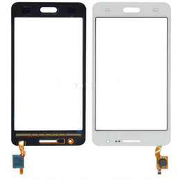 Wholesale Clear Touch Screen - For Samsung G531H Digitizer Touch Screen Parts Replaceement Assembly Cell Phone Clear Outer Glass Lens Touch Panels