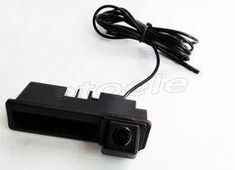 Wholesale Hd Audi - For AUDI 2011 A6L A4 2012,2013 A3 S5 trunk handle camera PC3089k HD 600TVL car rear view camera Night vision waterproof