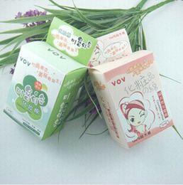 Wholesale Thin Makeup Bag - Wholesale-wholesale100pcs bag Makeup Cleansing Soft Cotton Ultra-Thin Free Shipping