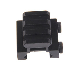 "El alcance del rifle monta los carriles online-1/2 ""3-Slot Low Riser WEAVER PICATINNY Rifle Mount / Scope Mount Rail"