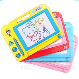 1 UNID Niños Juguetes Niños Educativos Tablero de Dibujo Magnético Paiting Pad 27 cm * 20 cm desde fabricantes