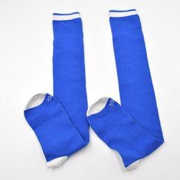 Wholesale Mens Socks For Winter - High Quality Mens Striped Athletic Socks Sport Basketball Long Cotton Stocking Winter Compression Socks For Men