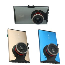 Wholesale Mega G - Car DVR Camera 3 Inches Dashcam 1080P Video Registrator Recorder 500 Mega Pixel Night Vision Auto Camcorder car cameras dvr video recorder