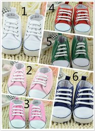 Wholesale Baby Boy S Shoes - Children S Shoes Shoes Lights Kids NEW! Infant Toddler Baby Boy Girl Kid Soft Sole Shoes Sneaker Newborn 0-18Months Baby Sneaker Shoes