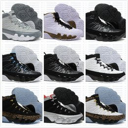 Wholesale Boys Lycra - Free shipping 2015 mew authentic 9 big boy basketball shoes on sale, high quatily youth sneakers 9s women and men sneakers