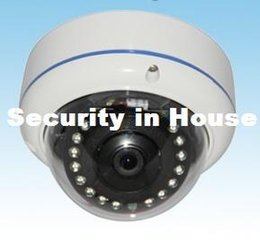 Wholesale Dome Infrared Cctv Camera - Sony Fish Eye CCTV Camera 180 Degree Ultra Wide Angle 700tvl CCD IR Nightvision Dome Camera Security System Product