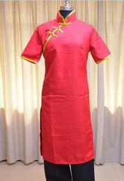 Kimono gintama online-Cosplay Gintama Kagura COS kimono disfraz cheongsam Tang Dinastía trajes un conjunto completo de mujeres