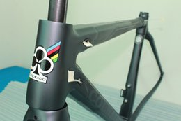 Wholesale New Road Bike Frames - New Colnago C60 frame carbon frameset road bike Frame carbon bicycle black color design frameset high quality