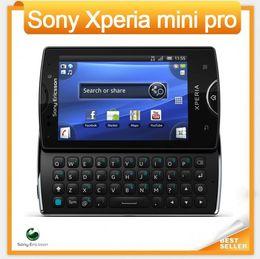 Xperia on-line-Xperia mini pro original sony ericsson xperia x10 mini pro2 sk17i sk17 android gps wifi 5mp desbloqueado remodelado telefone móvel