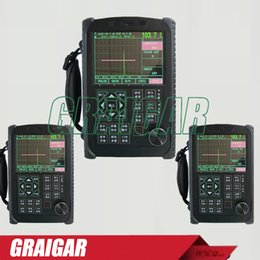Wholesale Digital Ultrasonic Flaw Detector - Kairda Digital Ultrasonic flaw detector KUT650