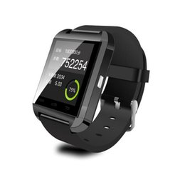 Wholesale Newest S4 Phone - Newest Bluetooth Smart watch U8 Wearable device for Samsung S4 S5 S6 Note4 Xiaomi Huawei MEIZU HTC LG Android Mobile Phone