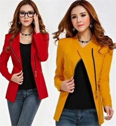 Wholesale Low Priced Women Jackets - European Style Slim Jacket Good Quality Fashion Jackets for Ladies Low Price Womens Casual Jackets G9